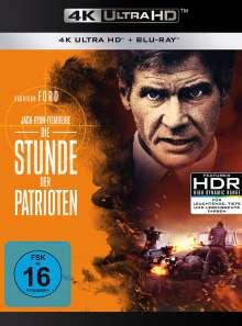 Die Stunde der Patrioten (Ultra HD Blu-ray & Blu-ray), 2 Ultra HD Blu-rays