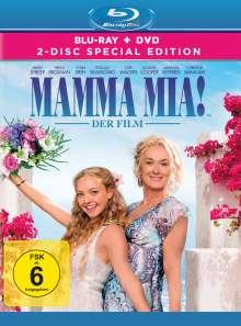 Mamma Mia! (Special Edition) (Blu-ray), 1 Blu-ray Disc und 1 DVD