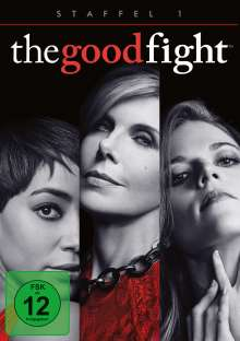 The Good Fight Staffel 1, 3 DVDs