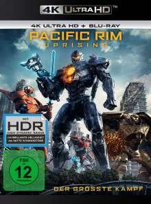 Pacific Rim: Uprising (Ultra HD Blu-ray & Blu-ray), 1 Ultra HD Blu-ray und 1 Blu-ray Disc