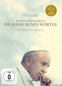 Papst Franziskus - Ein Mann seines Wortes (mit Buch zum Film), DVD