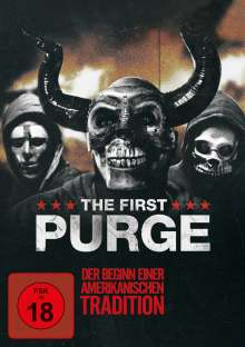 The First Purge, DVD