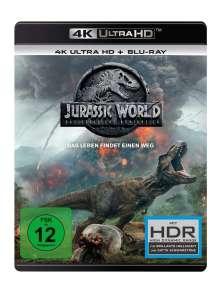 Jurassic World: Das gefallene Königreich (Ultra HD Blu-ray & Blu-ray), 1 Ultra HD Blu-ray und 1 Blu-ray Disc
