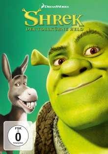 Shrek - Der tollkühne Held, DVD
