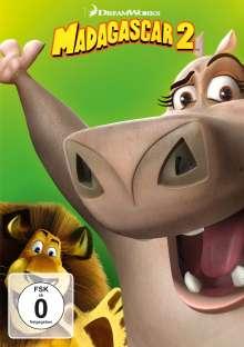 Madagascar 2, DVD