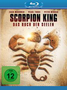 Scorpion King 5: Das Buch der Seelen (Blu-ray), Blu-ray Disc