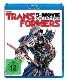 Transformers 1-5 (Blu-ray), 5 Blu-ray Discs