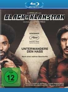 BlacKkKlansman (Blu-ray), Blu-ray Disc