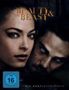 Beauty and the Beast (Komplette Serie), 20 DVDs