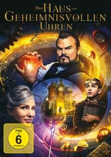 Das Haus der geheimnisvollen Uhren, DVD