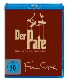 Der Pate I-III (The Coppola Restauration) (Blu-ray), 3 Blu-ray Discs