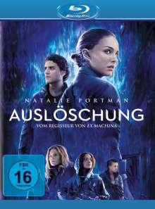 Auslöschung (Blu-ray), Blu-ray Disc