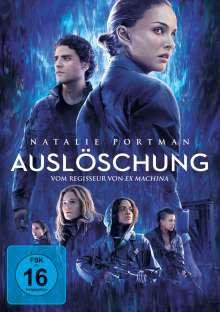 Auslöschung, DVD