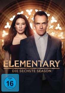 Elementary Season 6, 6 DVDs