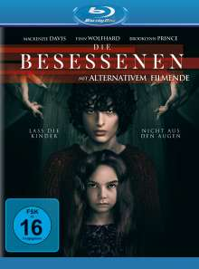 Die Besessenen (Blu-ray), Blu-ray Disc