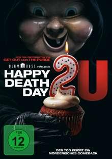 Happy Deathday 2U, DVD