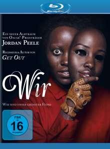 Wir (Blu-ray), Blu-ray Disc