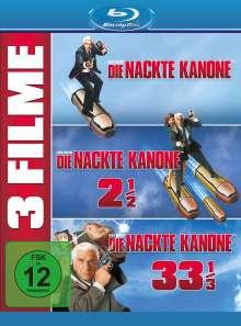 Die nackte Kanone 1-3 (Blu-ray), Blu-ray Disc