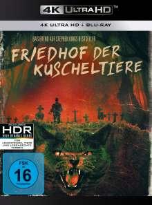Friedhof der Kuscheltiere (1989) (Ultra HD Blu-ray & Blu-ray), 1 Ultra HD Blu-ray und 1 Blu-ray Disc