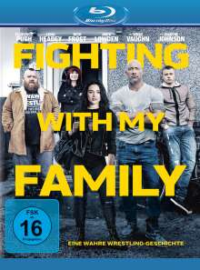 Fighting with my Family (Blu-ray), Blu-ray Disc