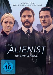 The Alienist - Die Einkreisung, 3 DVDs