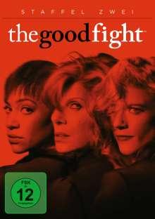 The Good Fight Staffel 2, 4 DVDs