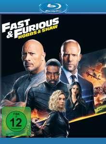 Fast & Furious: Hobbs & Shaw (Blu-ray), Blu-ray Disc