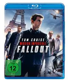 Mission: Impossible 6 - Fallout (Blu-ray), Blu-ray Disc