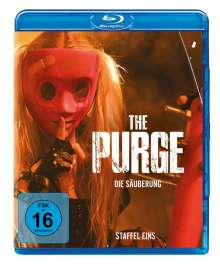 The Purge - Die Säuberung Staffel 1 (Blu-ray), 2 Blu-ray Discs