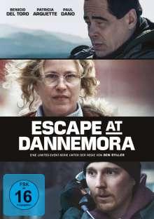 Escape at Dannemora, 3 DVDs