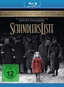 Schindlers Liste (Blu-ray), Blu-ray Disc