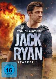 Jack Ryan Staffel 1, 3 DVDs