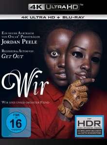 Wir (Ultra HD Blu-ray & Blu-ray), 1 Ultra HD Blu-ray und 1 Blu-ray Disc