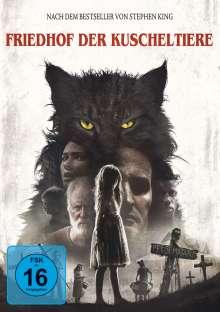 Friedhof der Kuscheltiere (2019), DVD