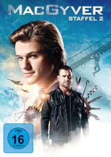 MacGyver Staffel 2, 6 DVDs