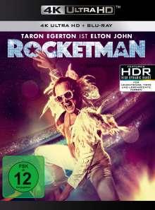 Rocketman (Ultra HD Blu-ray & Blu-ray), 1 Ultra HD Blu-ray und 1 Blu-ray Disc