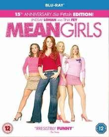 Mean Girls (2004) (Blu-ray (UK Import), Blu-ray Disc