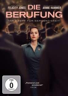 Die Berufung - Ihr Kampf um Gerechtigkeit, DVD