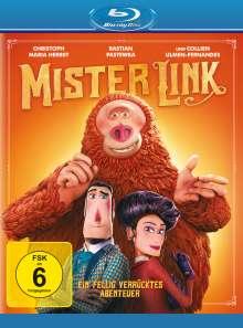 Mister Link - Ein fellig verrücktes Abenteuer (Blu-ray), Blu-ray Disc