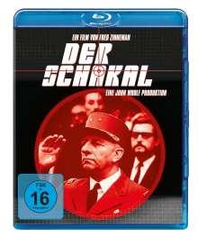 Der Schakal (1972) (Blu-ray), Blu-ray Disc