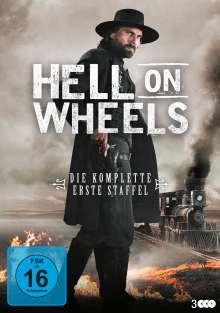 Hell on Wheels Staffel 1, 3 DVDs