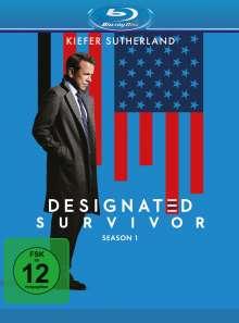 Designated Survivor Staffel 1 (Blu-ray), 6 Blu-ray Discs