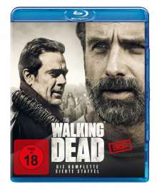 The Walking Dead Staffel 7 (Blu-ray), 6 Blu-ray Discs