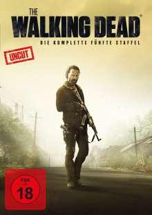 The Walking Dead Staffel 5, 5 DVDs