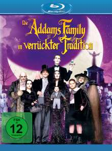 Die Addams Family in verrückter Tradition (Blu-ray), Blu-ray Disc
