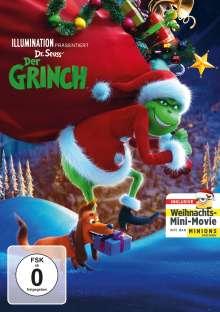 Der Grinch (2018) (Weihnachts-Edition), DVD