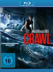Crawl (2019) (Blu-ray), Blu-ray Disc