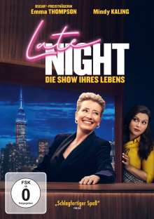 Late Night, DVD