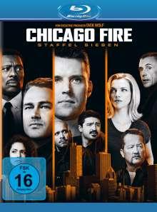 Chicago Fire Staffel 7 (Blu-ray), 6 Blu-ray Discs