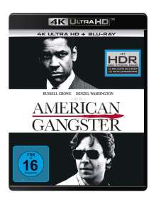 American Gangster (Ultra HD Blu-ray & Blu-ray), 1 Ultra HD Blu-ray und 1 Blu-ray Disc